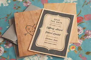 Des Moines Iowa Wedding Stationery Design
