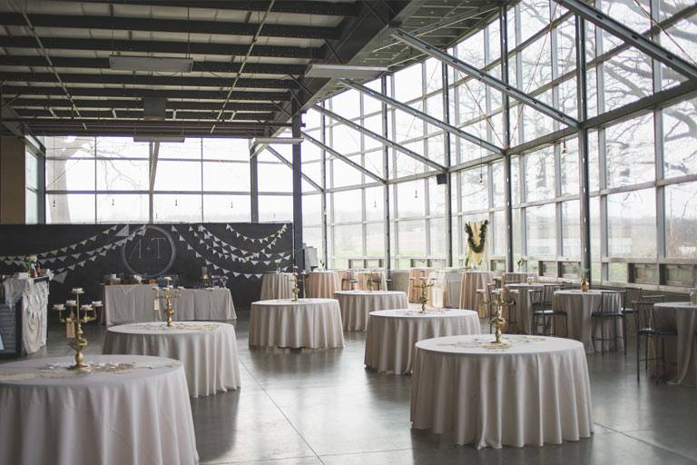 Sticks Studio Des Moines Wedding and Reception Venue